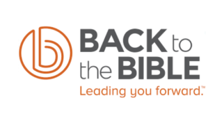 Back to the Bible logo