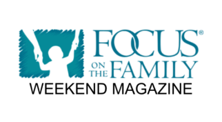 Focus on the Family Weekend Magazine logo