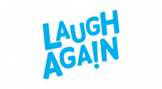 Laugh Again logo