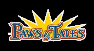 Paws & Tales logo