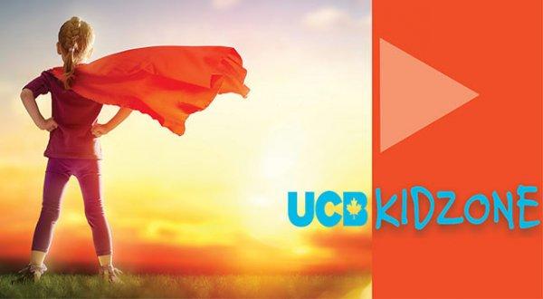 UCB Kidzone logo