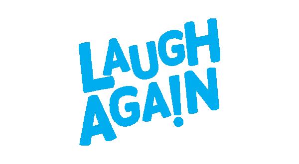 Laugh Again logo